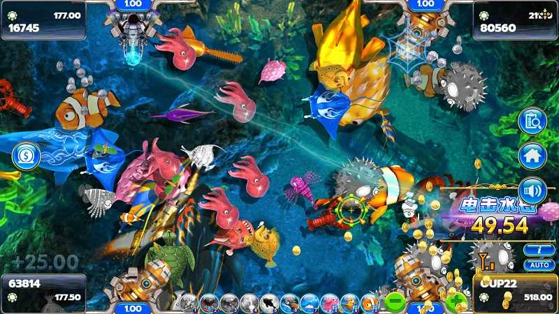 ยิงปลา Fish Hunter 2 EX - Newbie Fishing