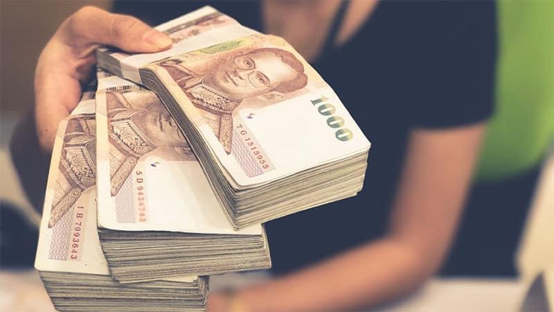 ก้อนเงิน